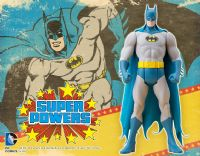 Super Powers: Batman Classic Costume - ArtFX+ Statue
